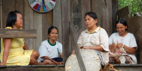 Malinau, Indonesia, 2009.  ©Center For International Forestry Research/Eko Prianto