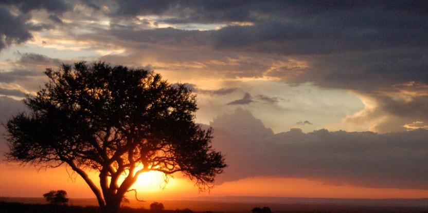 Landscape in Kenya. Tim Cronin/CIFOR
