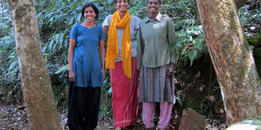 Suprabha Seshan is director of the Gurukula Botanical Sanctuary in the Western Ghat Mountains in India