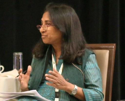 Bina Agarwal from the University of Manchester and University of Delhi believes the landscape approach is useful, but so far ignores power discrepancies within communities.