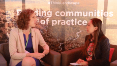 GCP's Sarah Lake: 'Landscapes means addressing things beyond a singular supply chain or commodity'