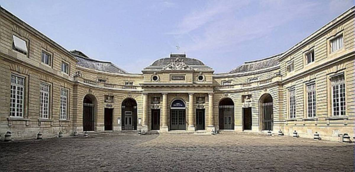 Monnaie de Paris a Major Venue for Contemporary Art Exhibition
