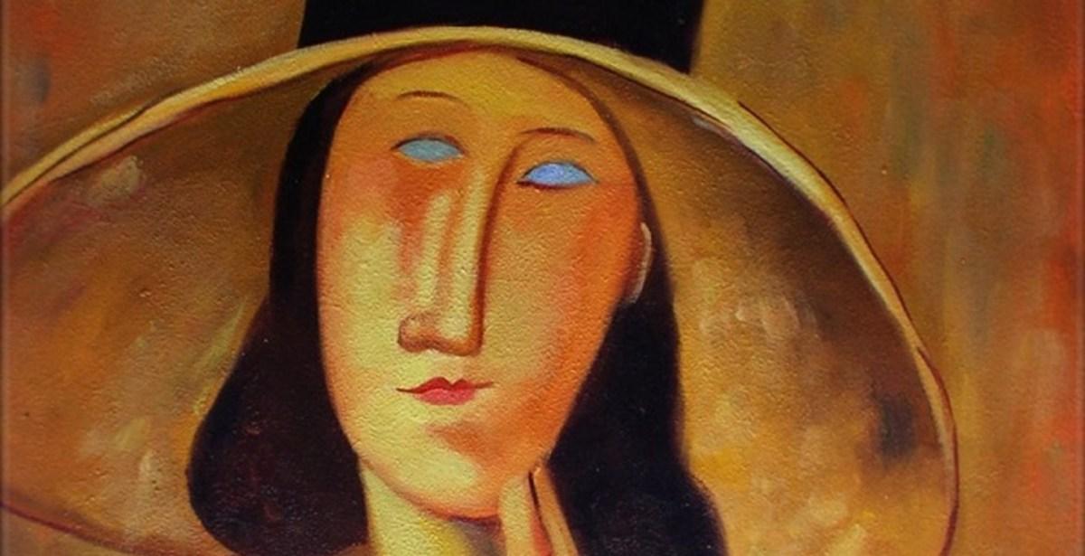 Exposition Modigliani au LaM (Villeneuve d'Ascq)