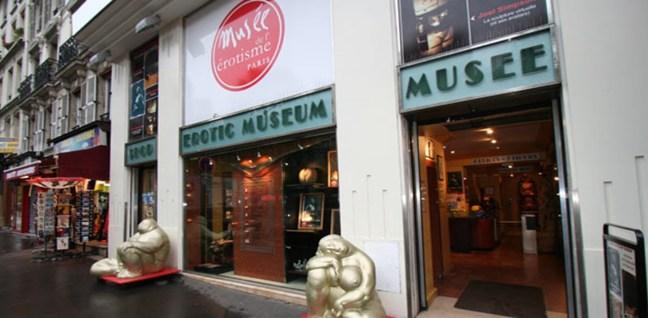 10. Musée de l'Erotisme