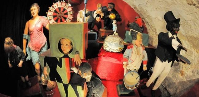 6. Musée de la magie