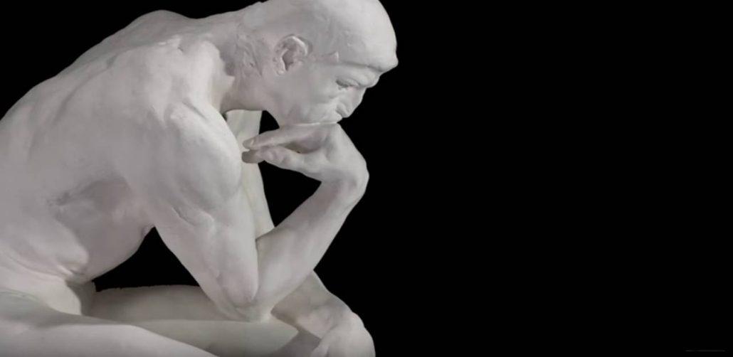 Exposition Rodin Le Centenaire - Au Grand Palais