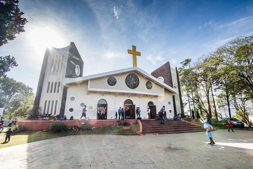 Catedral San Bral em Ciudad del Este