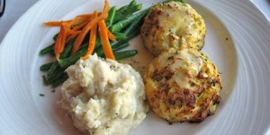 Rusty Scupper Crab Cakes