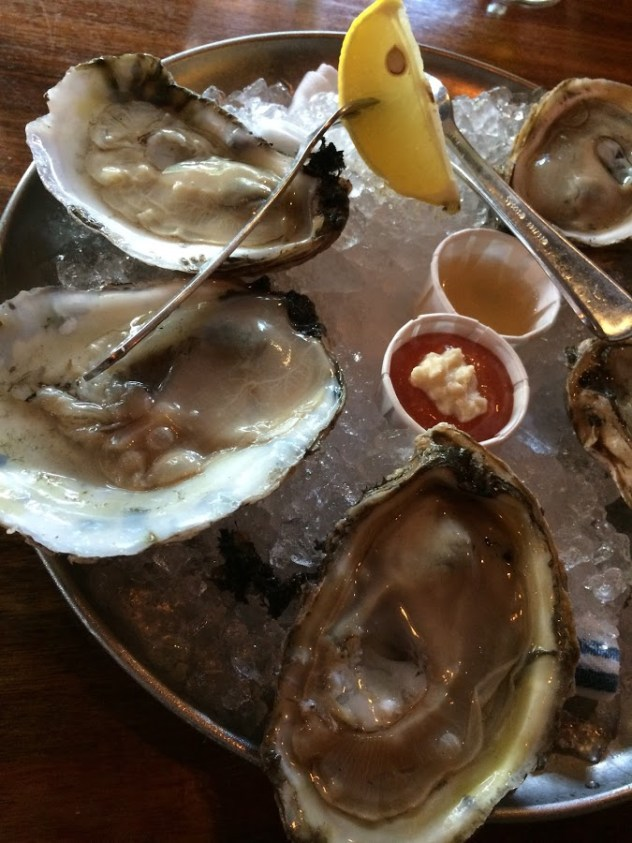 Oysters Baltimore Maryland Seafood