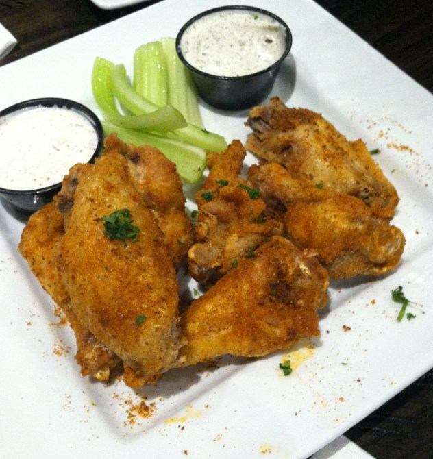 old bay wings Federal Hill Baltimore