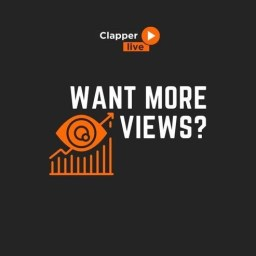 How To Get More Views On Clapper Livestreams