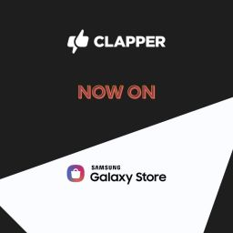 Clapper App Is Now Available on Samsung Galaxy Store