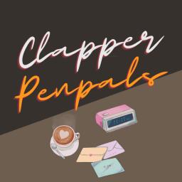 Dear Clapper: Let Us Introduce Clapper Pen Pals
