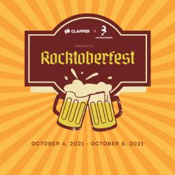 Clapper Hosts 3rd Rock Media's Roctoberfest Festivities