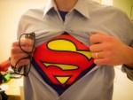 Súper Superman siempre vas a ser nuestro héroe