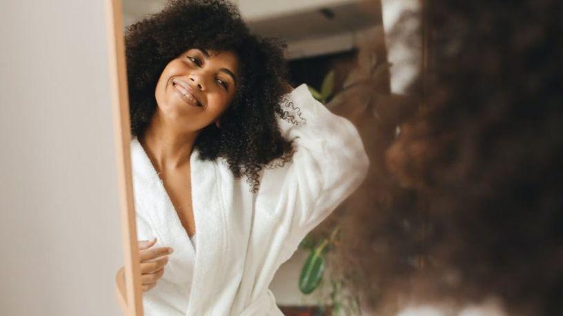 Batas de baño: el clásico para después de la ducha