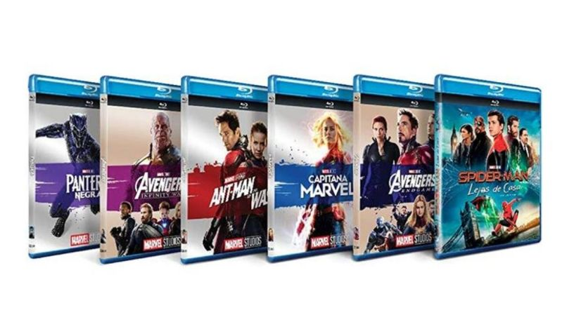 Universo Cinematográfico Marvel o la revolución del cine de superhéroes