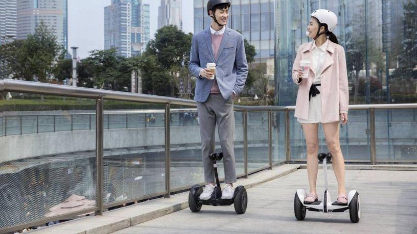 Las patinetas eléctricas o una nueva forma de rodar
