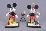 ¿Ya conoces la colección Disney x Lego? ¡Está increíble!