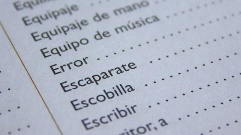 ¡Mejora en la materia de Español!