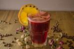 Con esta receta harás un ponche rojo que será la sensación de la fiesta