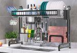 Escurridores de platos, ¿cuál comprar para tu cocina?
