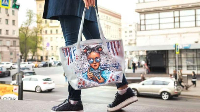 5 razones para usar una tote bag