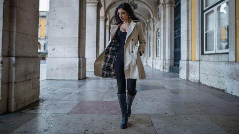 Los abrigos perfectos para usar en otoño