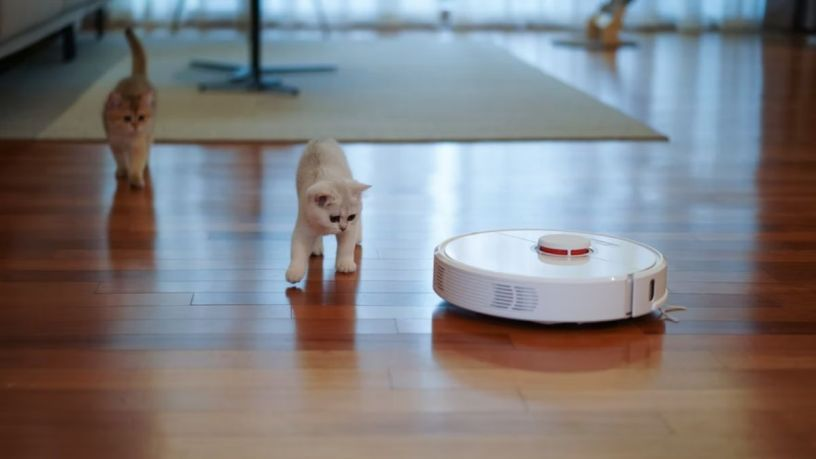 Aspiradoras robot: barrer ha quedado en el pasado
