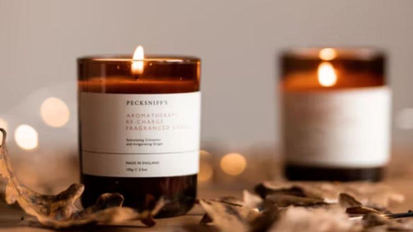 El significado de las velas aromáticas