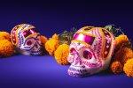 Calaveritas de dulce, una sabrosa tradición de Día de Muertos