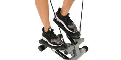 Trabaja los músculos sin alto impacto con una mini escaladora