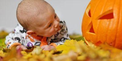 Encantadores disfraces de Halloween para tu bebé