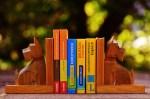 ¡Dale estilo y elegancia a tu biblioteca con los mejores sujetalibros!