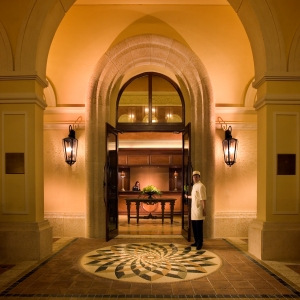Acqualina Entrance