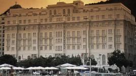 Copa Palace, rio
