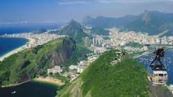 Rio de janeiro from Sugar Loaf