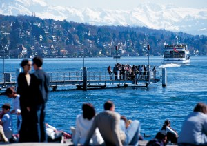 Zurich ..a great place for families!