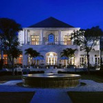Regent Palms Entrance