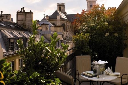 Hotel Esprit Saint Germain in Paris