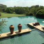 Saxon Hotel Main Pool