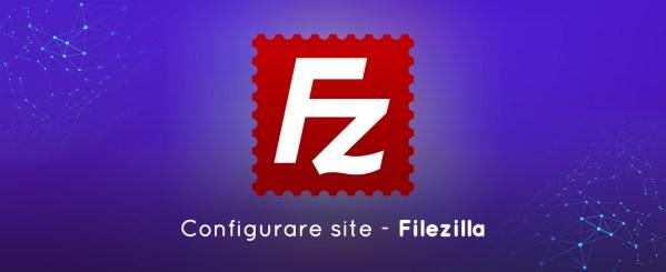 Site Manager Filezilla