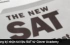 Đăng ký nhận Tài liệu SAT