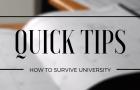 Những kỹ năng giúp bạn vượt qua thời kì Đại học (Phần 2)
