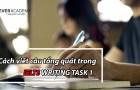 Cách viết câu tổng quát trong IELTS Writing Task 1
