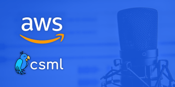 Podcast AWS 44 Chatbot CSML