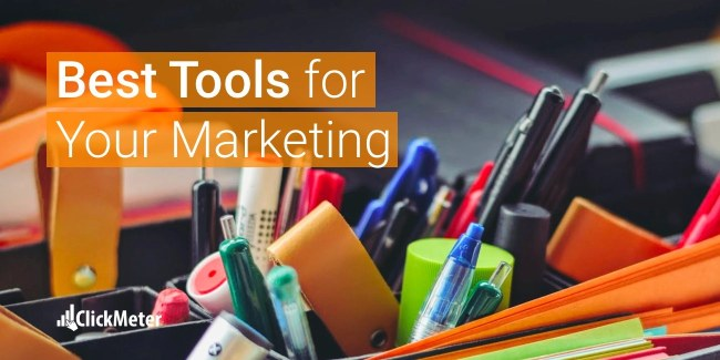 Best marketing tools