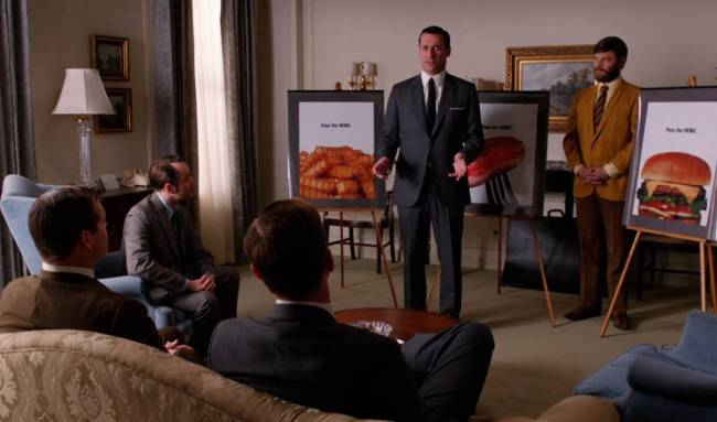 what is performance marketing - mad men