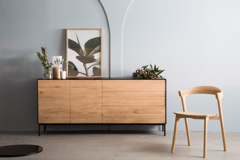 Easter Sideboard Styling