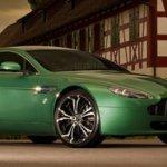Jante Barracuda Tzunamee pentru Aston Martin V8 Vantage
